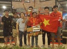 Khuất phục Thái Lan, Việt Nam vô địch PES LEAGUE toàn Đông Nam Á