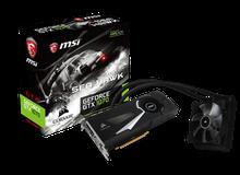 MSI lộ card đồ họa GTX 1070 Gaming X, ngầu không kém GTX 1080