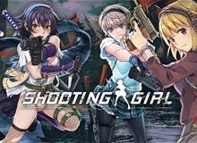 Shooting Girl - Game mỹ nữ Nhật Bản nghịch súng khủng đã ra mắt