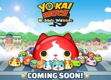 YO-KAI WATCH Wibble Wobble - Game mobile ăn theo phim hoạt hình nổi tiếng
