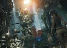Rise of the Tomb Raider khoe đồ họa khủng trên PC