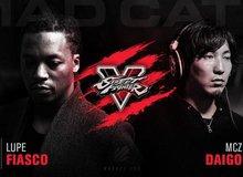 Nhà vô địch Street Fighter thế giới bị hạ gục bởi một... rapper