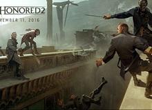 Dishonored 2: Hậu bản game hay nhất 2012 đã có ngày phát hành