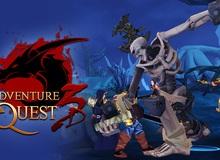 Game đa nền đẹp mắt AdventureQuest 3D chuẩn bị mở cửa ngày 19/7