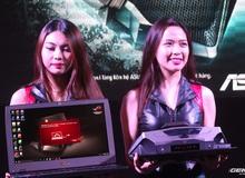 """ASUS mang laptop """"tản nhiệt nước"""" GX700 về Việt Nam, trên 130 triệu đồng"""