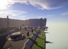 Game thủ kì công xây toàn bộ thế giới Destiny bằng Minecraft