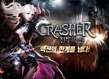 Crasher - Siêu phẩm MMORPG xứ Hàn sở hữu đồ họa 3D ấn tượng