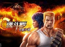 Tencent hợp tác cùng Konami cho ra mắt Contra phiên bản Mobile