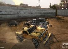 Thưởng thức 30 phút gameplay mãn nhãn của Crossout - Game đua xe bắn súng sắp ra mắt