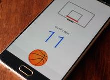 Ngay bây giờ bạn có thể chơi bóng rổ trên Facebook Messenger cùng bạn bè