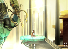 Ilios: Game 2D Kết hợp Castlevania, Bayonetta và God of War