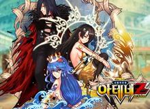 Athens Z - Game nhập vai xứ Hàn lấy bối cảnh thần thoại Hy Lạp huyền bí
