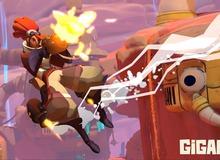 Gigantic - Game MOBA quái thú khổng lồ siêu độc rục rịch thử nghiệm