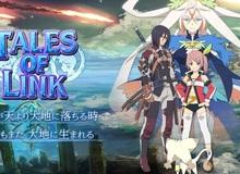 Tales of Link - Game nhập vai Anime cực độc đáo từ Bandai Namco