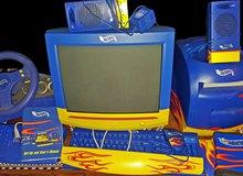 Đây là cỗ máy tính màu mè chục năm trước cậu bé nào cũng ước mơ
