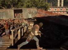 Bạn sẽ kinh hãi vì đàn zombie tràn như nước trong tựa game này