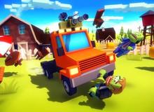 Dead Venture - Cán nát Zombie với game đua xe bắn súng độc nhất Mobile