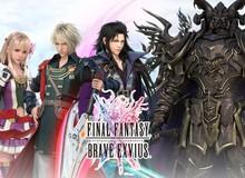 Cận cảnh gameplay Final Fantasy Brave Exvius - Tuyệt phẩm nhập vai kinh điển