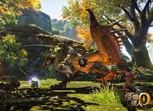 Ngày mai game thủ sẽ được chiến Monster Hunter Online bản tiếng Anh