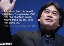 """Hôm nay, nhân loại tưởng nhớ 1 năm ngày mất của vị """"cha già"""" làng game: Satoru Iwata"""