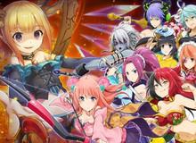 Bỏng mắt với phiên bản di động của manga 18+ Onigiri Online