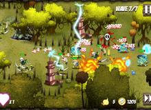 Onion Force - Con lai hoàn hảo giữa ARPG và thủ thành chính thức ra mắt