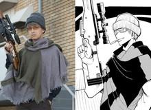 Phim Live-Action của manga Assassination Classroom công bố tạo hình diễn viên mới