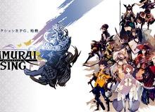 Cực phấn khích với 7 lớp nhân vật mới trong Samurai Rising