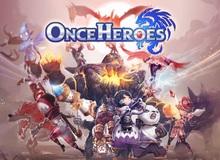 Once Heroes - Tân binh nhập vai xứ Hàn càn quét toàn cầu
