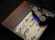 Đây là chiếc PS4 mà bất cứ fan Dark Souls nào cũng thèm muốn