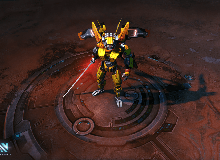 Game MOBA lai RTS độc đáo Supernova mở cửa thử nghiệm lần cuối