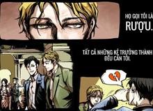 Trao giải cuộc thi sáng tác truyện tranh 'Đã có cồn, đừng dồn chân ga'