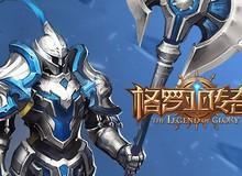 The Legend of Glory - MMORPG 3D siêu khủng đến từ NetEase