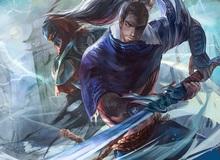 Liên Minh Huyền Thoại: Khi Zed đối đầu Yasuo trên nền 8-bit