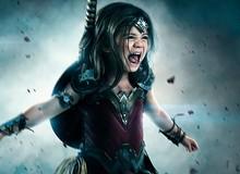 """Cảm phục ông bố chi ra hơn 30 triệu đồng để biến con gái 3 tuổi thành """"Wonder Woman"""""""