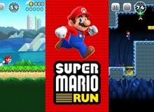 Super Mario Run chính thức được ra mắt trên iOS: Game free, không tải thử thì phí