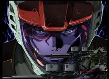 Anime về Gundam bất ngờ tung trailer quảng bá cho tập 2
