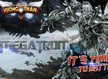 Ra mắt server Megatron, Mộng Vương Thần gửi tặng game thủ bộ Giftcode giá trị
