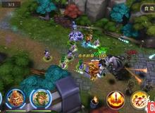 """Lãnh Chủ Tranh Bá - Game 3D chiến thuật thẻ bài hệt như """"Warcraft"""""""