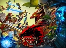AdventureQuest 3D - Game mobile tuyệt đẹp mở cửa nửa cuối năm 2016