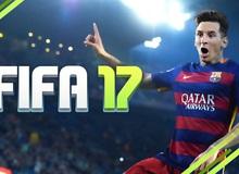 Các bạn có tin được không? FIFA 17 có doanh số cao gấp 40 lần so với PES 17