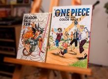 Lộ diện hình ảnh của bộ đôi tác phẩm One Piece - Dragon Ball mới tại Việt Nam