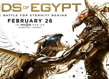 Kết quả Event tặng vé Vip công chiếu phim Các Vị Thần Ai Cập