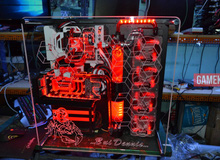 Dàn máy tính 'Báo Động Đỏ' 120 triệu đồng cực đỉnh tại Việt Nam