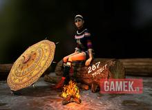 Dự án game mobile 3D của Việt Nam tiếp tục gây sốc với cô gái mặc đồ dân tộc