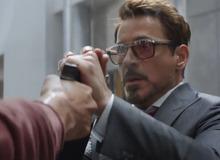 "Iron Man sử dụng điện thoại... ""Tầu"" tầm trung trong Captain America: Civil War"