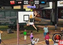 FreeStyle Mobile - Tuyệt đỉnh bóng rổ đường phố trên nền di động