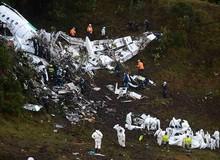 Nghi vấn: Máy bay rơi tại Colombia do tìm máy chơi game cho cầu thủ Brazil
