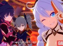 Honkai Impact - Game hành động 3D đồ họa anime đẹp nhất nhì thế giới