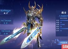 Thần Chi Vinh Diệu - Chuẩn mực MMORPG với nền đồ họa khủng trên mobile